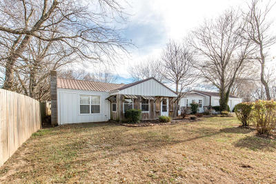 Springfield Single Family Home For Sale: 1404 South Farm Road 129