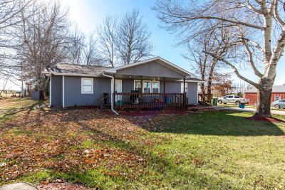 Bolivar Single Family Home For Sale: 1582 East 460th Road