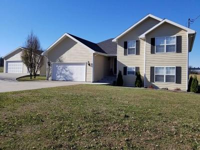 Monett Single Family Home For Sale: 22087 Lawrence 1100