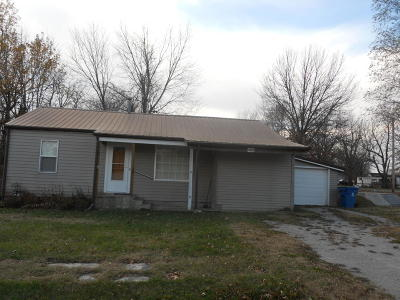 Marionville Single Family Home For Sale: 402 West Odell Street