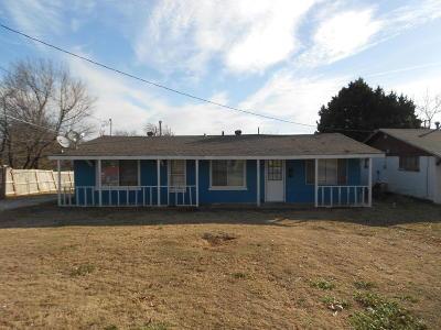 Joplin Single Family Home For Sale: 1119 Geneva Avenue