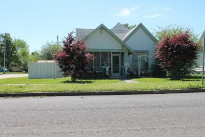 Monett Single Family Home For Sale: 600 4th Street