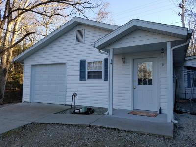 Branson West Single Family Home For Sale: 16 Temple Lane