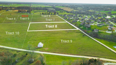 Rogersville Residential Lots & Land For Sale: Lakeside Road #Tract 8