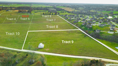 Rogersville Residential Lots & Land For Sale: Lakeside Road #Tract 9