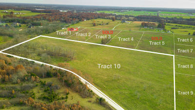 Rogersville Residential Lots & Land For Sale: Henderson Road #Tract 10