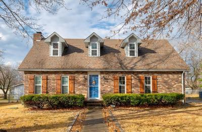 Joplin Single Family Home For Sale: 3612 College View Drive