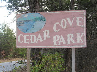 Stone County, Taney County Residential Lots & Land For Sale: Lot 10 Cedar Cove Road