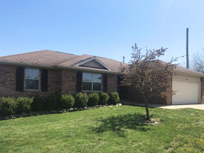 Nixa Single Family Home For Sale: 106 West Trail Point Drive