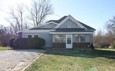 Springfield Single Family Home For Sale: 418 East Evergreen Street