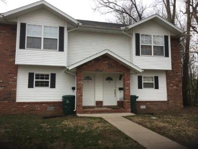Monett Multi Family Home For Sale: 406 Cale #A &