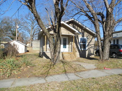 Joplin Single Family Home For Sale: 1419 East Valley