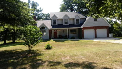 Bolivar Single Family Home For Sale: 3724 Highway 83