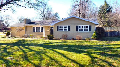 Springfield MO Single Family Home For Sale: $159,900