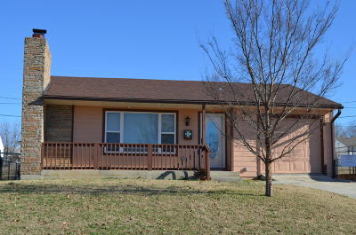 Joplin Single Family Home For Sale: 2807 Kentucky