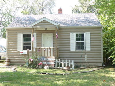 Springfield MO Single Family Home For Sale: $32,900