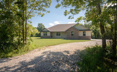 Fordland Single Family Home For Sale: Lot 7 Turkey Hollow Estates