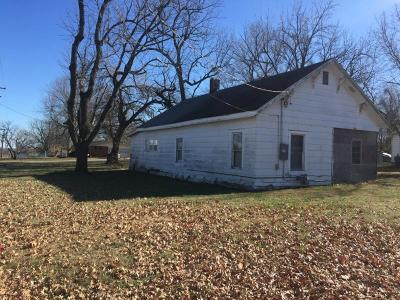 Greenfield Single Family Home For Sale: 502 Toney Avenue