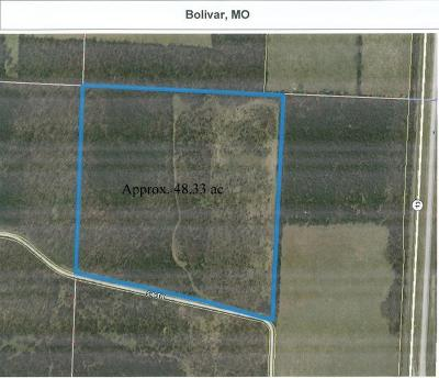 Polk County Farm For Sale: Tract-2 545th Road