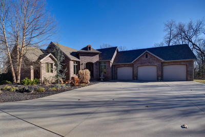 Nixa MO Single Family Home For Sale: $749,500