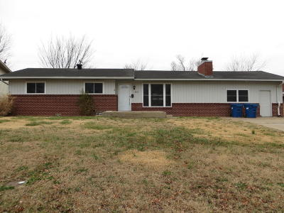 Joplin Single Family Home For Sale: 2620 Kansas
