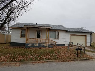 Cedar County Single Family Home For Sale: 205 South Church Street