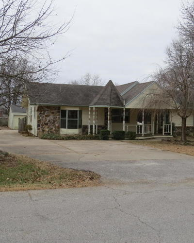 Springfield MO Single Family Home For Sale: $112,500