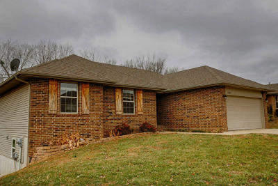 Ozark Single Family Home For Sale: 3303 North 31th Street