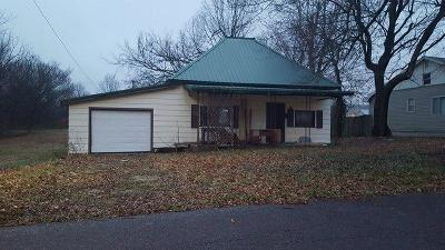 Monett Single Family Home For Sale: 1203 4th Street