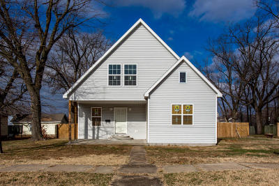 Bolivar Single Family Home For Sale: 323 West Maupin Street