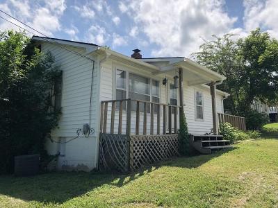 Cedar County Single Family Home For Sale: 110 East Locust Street