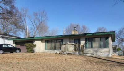 Branson MO Single Family Home For Sale: $107,000