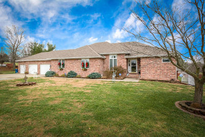 Ozark Single Family Home For Sale: 3906 North Bobolink Drive