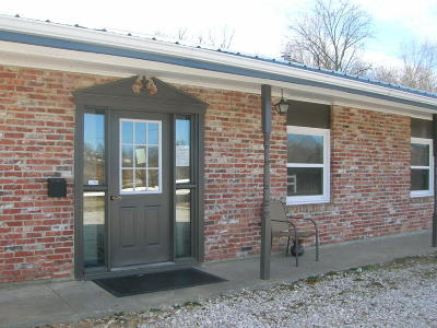 Cedar County Commercial For Sale: 16080 East 32 Highway