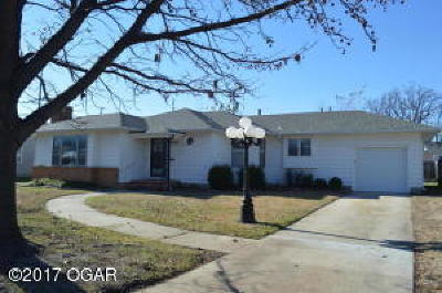 Joplin Single Family Home For Sale: 3118 South Pennsylvania