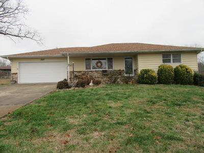 Forsyth MO Single Family Home For Sale: $42,500