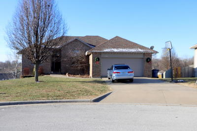 Ozark Single Family Home For Sale: 3303 North 30th Street