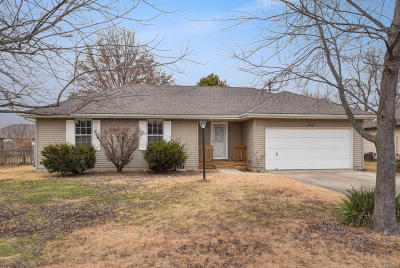 Nixa Single Family Home For Sale: 603 Southeast Hills Court
