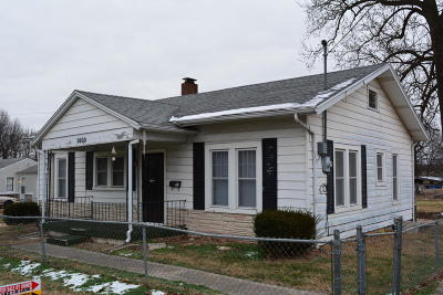 Springfield Single Family Home For Sale: 2600 North Delaware Avenue