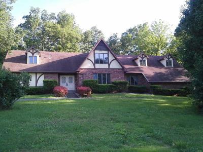 Willard Single Family Home For Sale: 7996 North Beef Lane