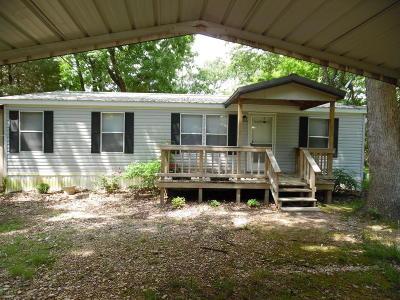 Eagle Rock Single Family Home For Sale: 26567 Farm Road 1190