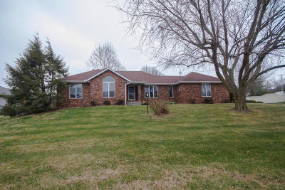 Springfield Single Family Home For Sale: 3900 North Farm Road 165