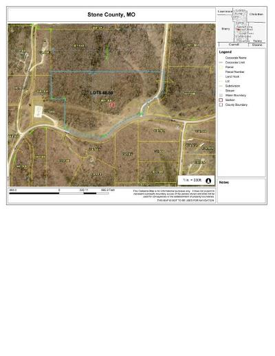 Galena Residential Lots & Land For Sale: L48-50 Wooded View