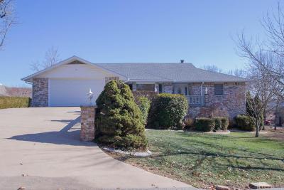 Kimberling City Single Family Home For Sale: 34 Timber Ridge Lane