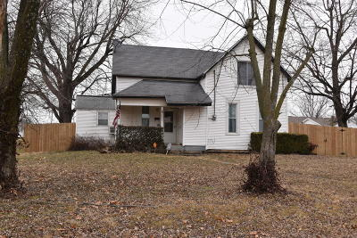 Bolivar Single Family Home For Sale: 803 West Pine Street