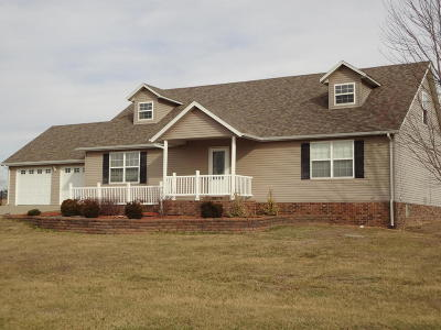 Monett Single Family Home For Sale: 3264 Farm Rd 1107