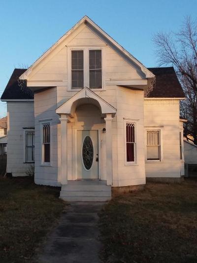 Monett Single Family Home For Sale: 717 Euclid Avenue