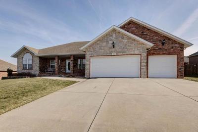 Ozark MO Single Family Home For Sale: $244,900