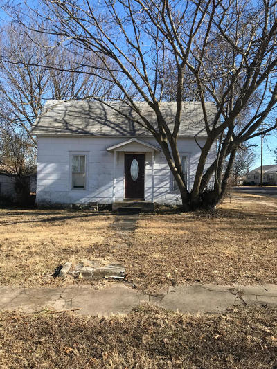 Monett Single Family Home For Sale: 401 Euclid Avenue