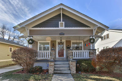 Springfield Single Family Home For Sale: 731 South Weller Avenue